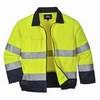 Madrid Hi-Vis kabát  sárga/Kék
