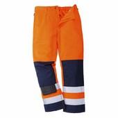 Seville Hi-Vis nadrág narancs / tengerész