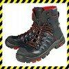 BIRGHOLM mag.cipő S3 fekete