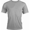 FÉRFI SHORT SLEEVE SPORTS T-SHIRT /fine_grey