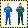 100% pamut munkaruha kabát - kék vagy zöld 250gr