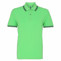 FÉRFI CLASSIC FIT TIPPED POLO /li/nv