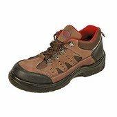WENN LOW S1P SRC barna munkavédelmi cipő