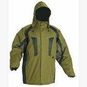 Vízálló télikabát - NYALA kabát zöld