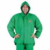 FLAVIK anti -pesztic. esőkabát zöld L