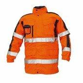 TRIPURA HV kabát 4n1 narancs
