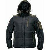 VICTOR kabát fekete