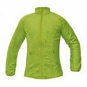 Női polár dzseki - Yowie zöld
