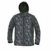 GLASSON softshell kabát fekete