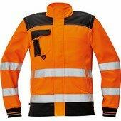 KNOXFIELD HV kabát narancssárga