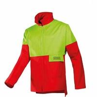 SIOEN SIP 1XSK kabát piros/sárga