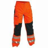 TICINO fényvisszverő csíkos nadrág  narancs/fekete