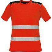 KNOXFIELD HV trikó piros