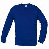 TOURS pulóver royal kék -