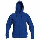 NAGAR csuklyás pulóver royal kék