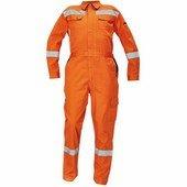 CROYDON overall narancssárga
