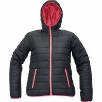 FIRTH LADY kabát fekete