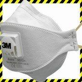 3M 9312+ légzésvédő maszk