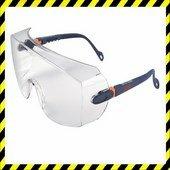 3M 2800 szemüveg víztiszta biztonsági látómez