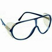 Panoralux szemüveg, karcmentes lencse, levehető oldalvédő