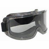 Hublux szemüveg gumipántos, szivacsos, sötét lencsével