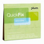 Plum 5513 QuickFix DETECT utántöltő 45db