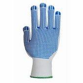 Poloka Dot Plus kesztyű fehér / kék