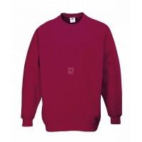 Róma pulóver bordó
