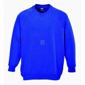 Róma pulóver royal kék
