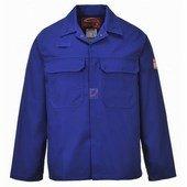 Bizweld™ kabát royal kék
