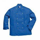 Somerset séf kabát royal kék