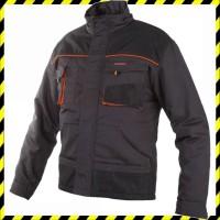 1eef56c7cb Classic szürke-narancssárga kabát ...