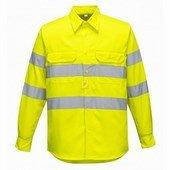 Jól láthatósági ing sárga