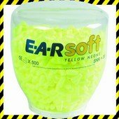 EAR SOFT utántöltő tár - Ear soft füldugó adagolóhoz