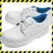 Fehér Munkavédelmi Cipő - RAVEN WHITE LOW S2