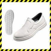 SANITARY LOW S1 fehér Acélbetétes Cipő -munkavédelmi cipő