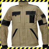 MAX SUMMER kabát homok/fekete