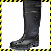 BC SAFETY S5 Csizma fekete - Munkavédelmi csizma