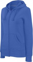 NŐI HOODED FULL ZIP SWEATSHIRT  lro