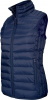 NŐI LIGHTWEIGHT SLEEVELESS JACKET /nv