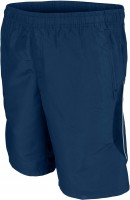 FÉRFI SPORTS SHORTS /Navy/Silver