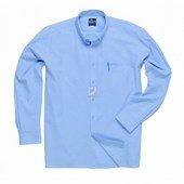 Easycare Oxford hosszú ujjú ing kék