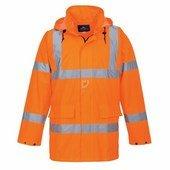 Lite jól láthatósági kabát narancs