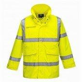 Extreme Parka kabát sárga