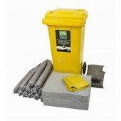 PW Spill 120 Liter Ipari gyorsbeavatkozó készlet (120 liter) szürke
