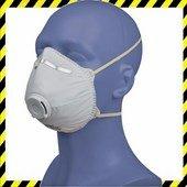 Formázott légzésvédelmi maszk SPIRO 06 FFP1 SZELEPES
