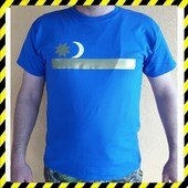 Székely Zászló mintás póló, 2 hetes átfutással!
