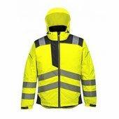Vision Hi-Vis esőkabát sárga / fekete