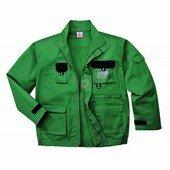 Texo kétszínű kabát zöld