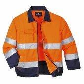 Madrid Hi-Vis kabát narancs / tengerész